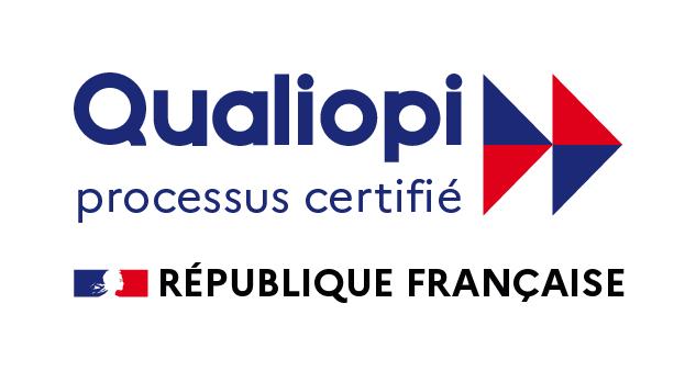 Logo QUALIOPI 2021