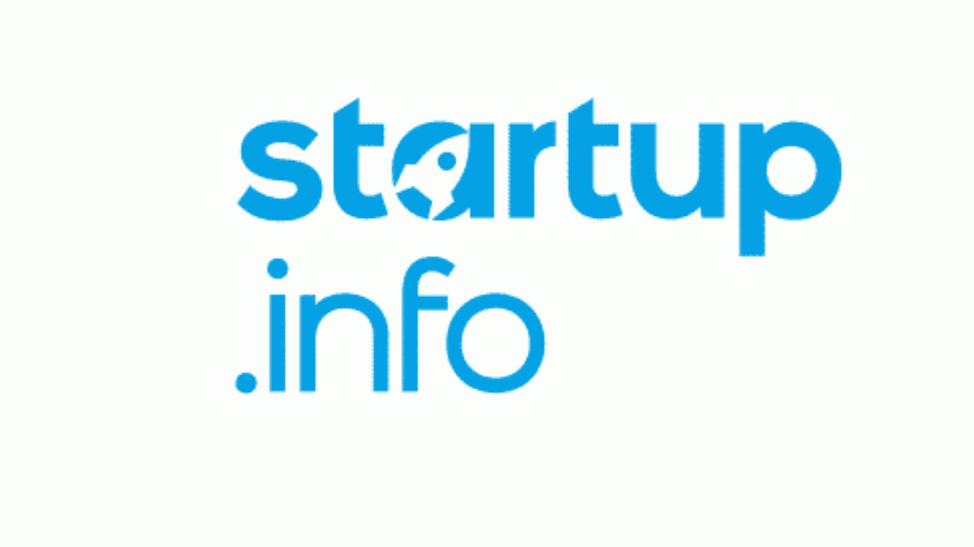 Start up info logo