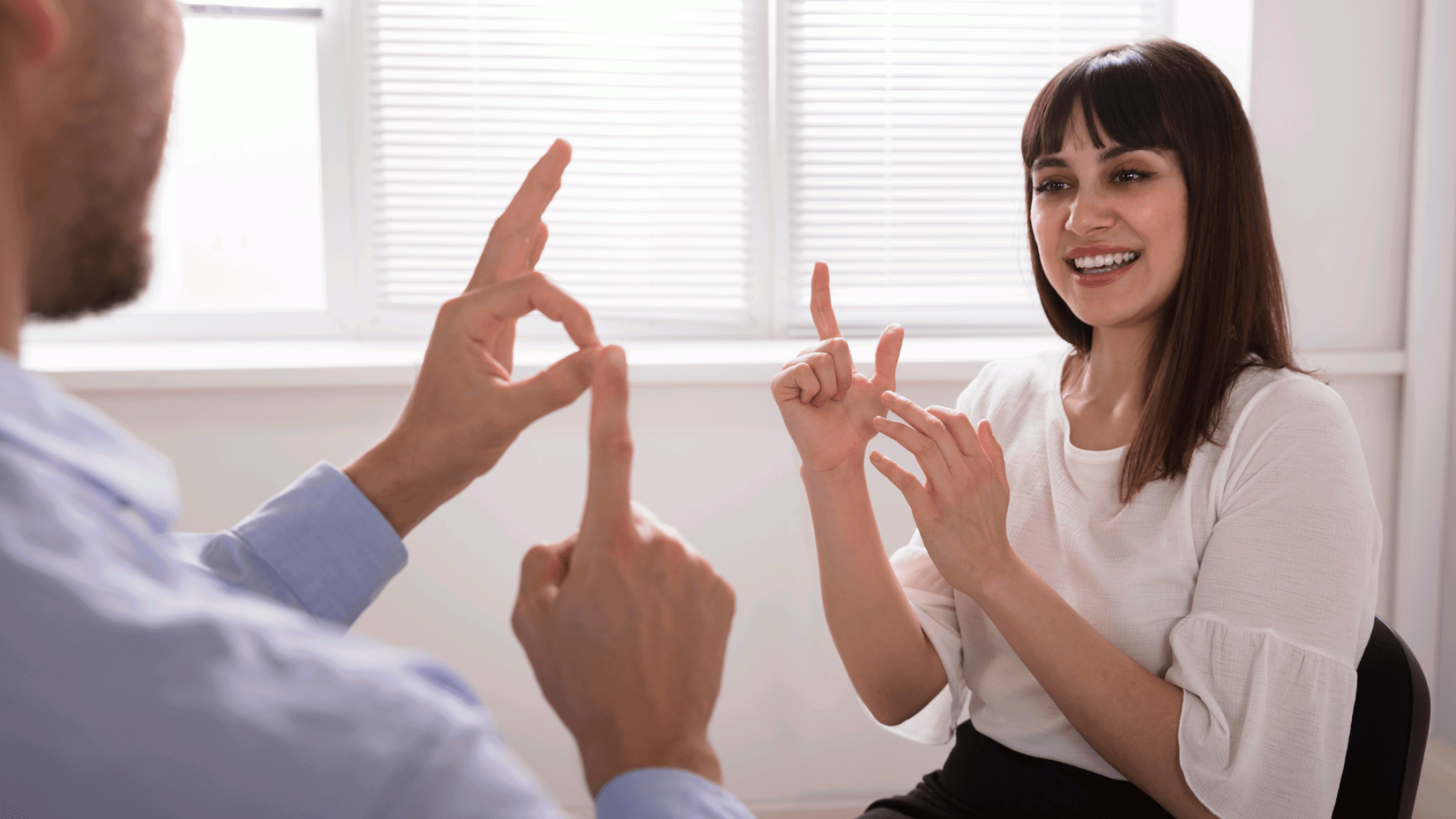 image illustration - Formateur Langues des signes