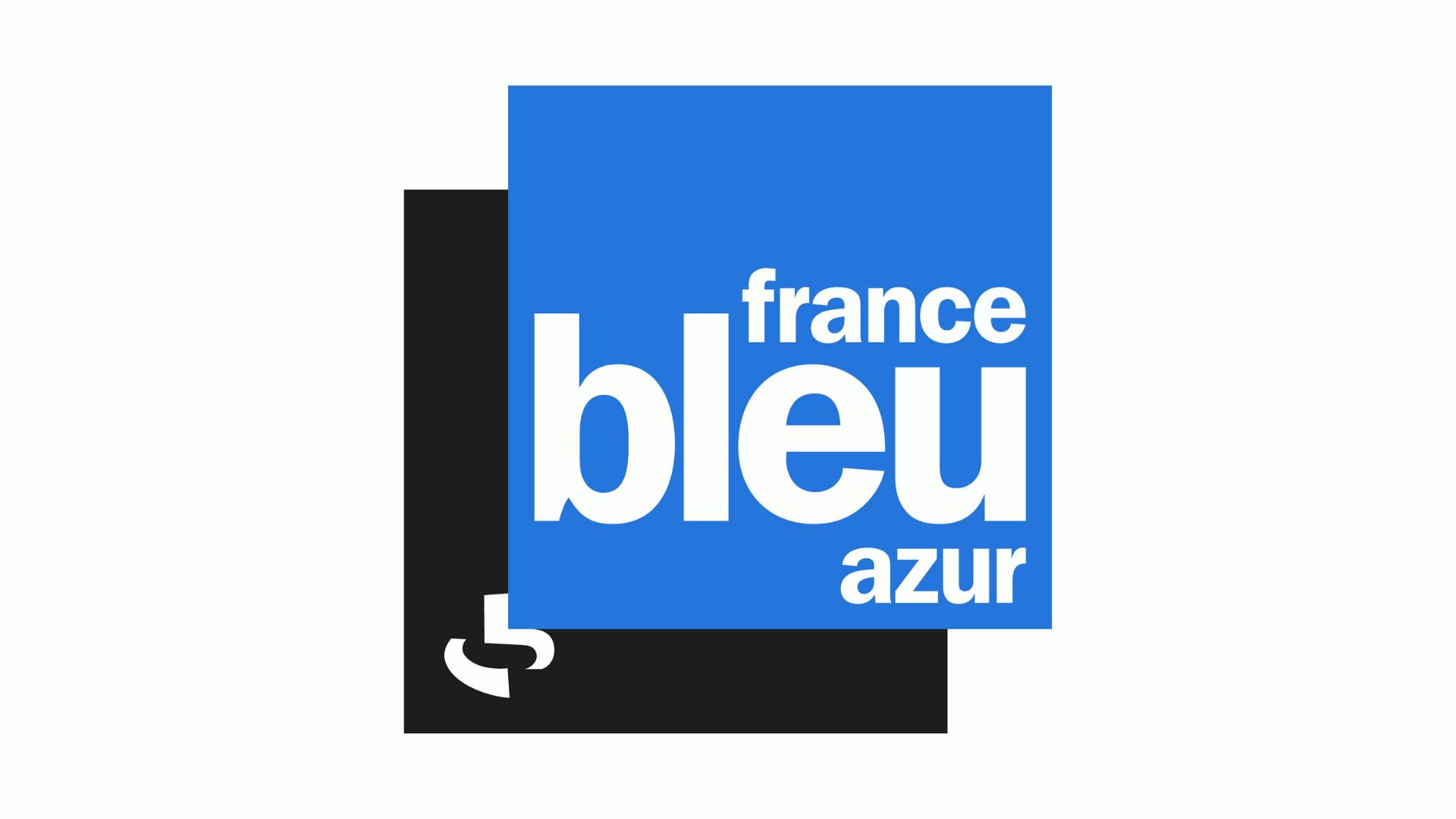 Logo France Bleu Azur