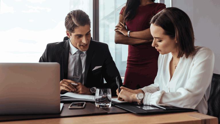 Visuel - assistant administratif pôle bilan de compétences